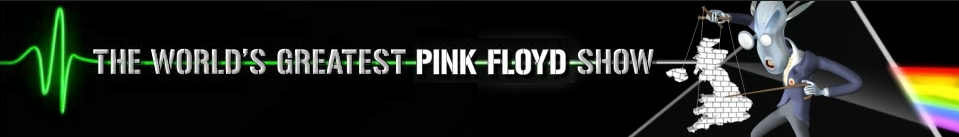 Brit Floyd - The Pink Floyd Tribute Show - The World's Greatest Pink Floyd Show